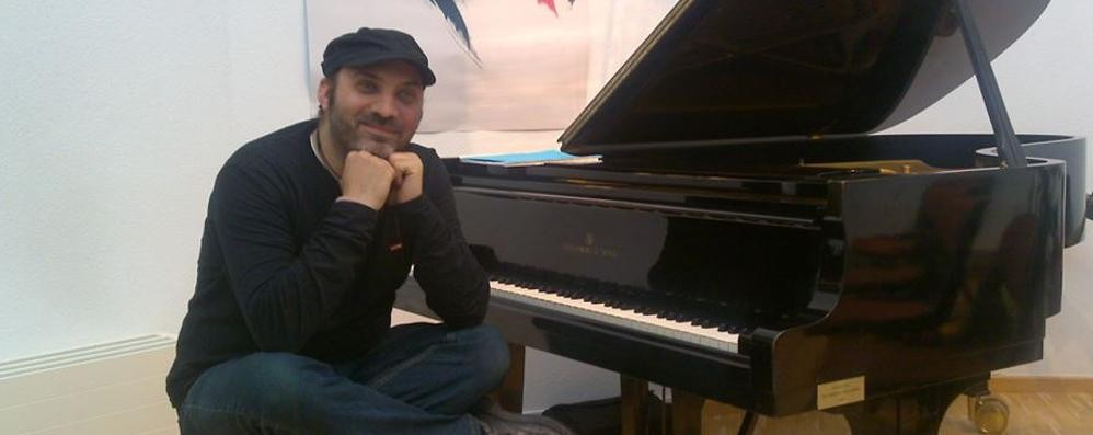 Como, lezioni gratis di jazz  Maestro il pianista Uboldi