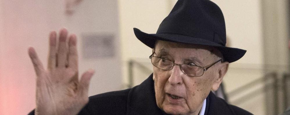 """Napolitano si è dimesso  «Contento di tornare a casa"""""""