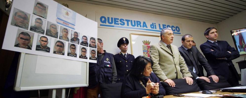 Droga, venti arresti tra Lecco, Como e la Brianza
