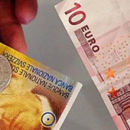 Nuovo cambio franco-euro  Chi ci perde chi ci guadagna