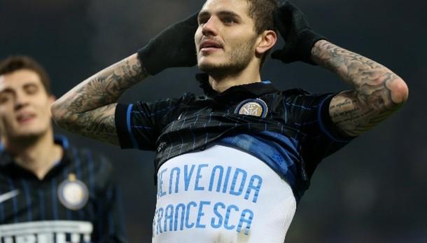 Calcio: C.Italia, Inter-Samp 2-0