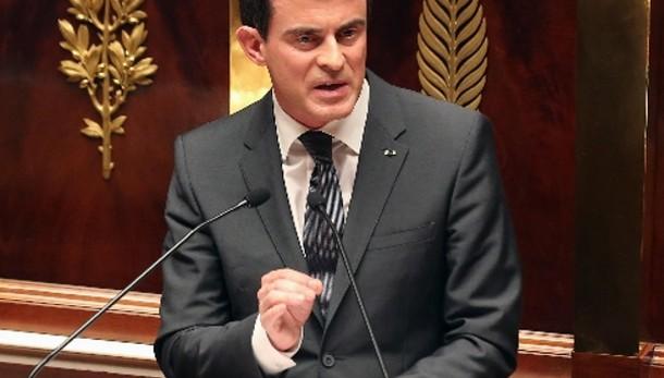 Francia: Valls,1.300 coinvolti in Jihad
