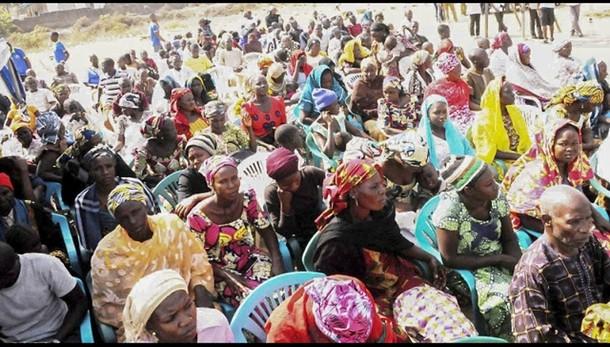 Nigeria: Unicef,1 milione civili in fuga
