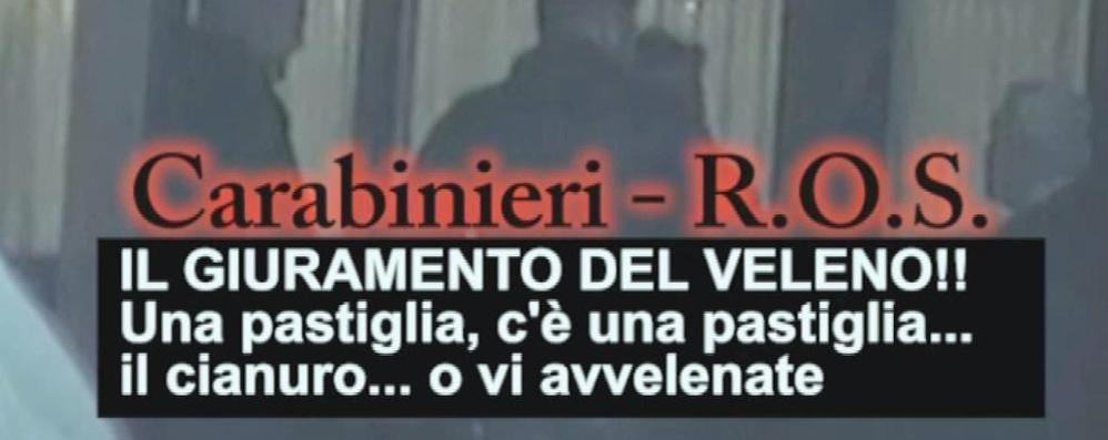 Segni e messaggi cifrati  Ecco l'alfabeto della 'ndrangheta