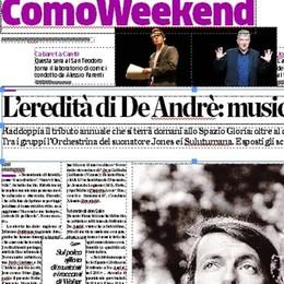 Nel Weekend de La Provincia  concerti, spettacoli e itinerari