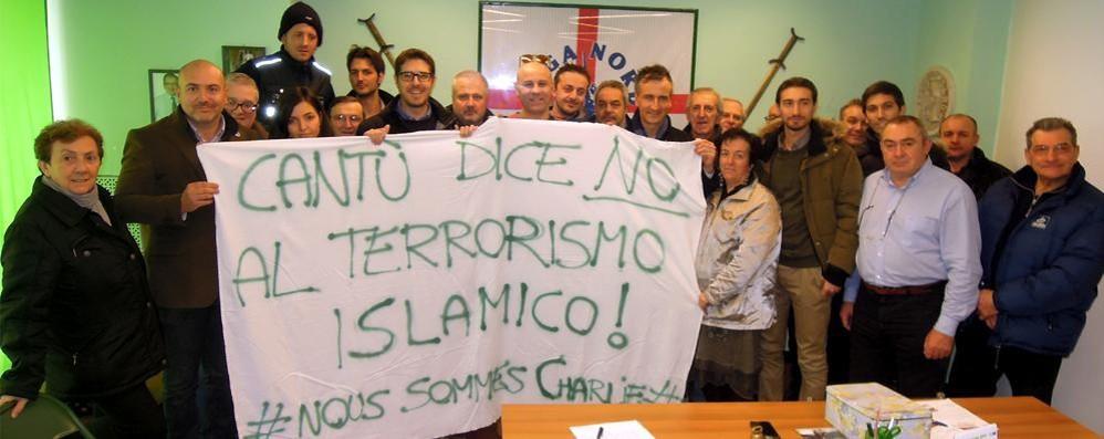 Cantù, dalle parole ai fatti  Parte il referendum anti-moschea