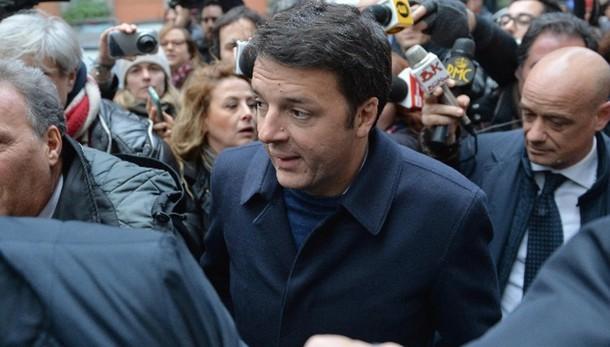 Renzi guiderà delegazione Pd con partiti