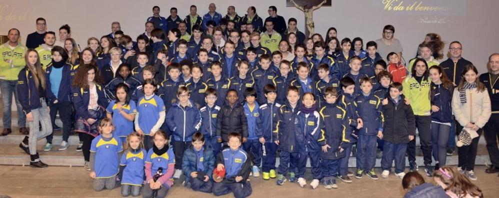 Sant'Agata, che feste   per i ragazzi della Polisportiva