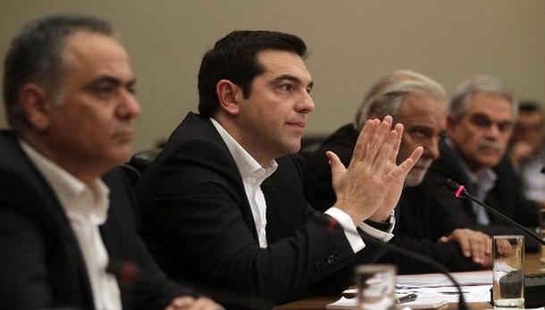 Tsipras,no accordi fatti da predecessori