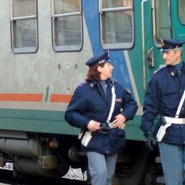 Violenze sui treni. Condannato a Como  ritorna a colpire