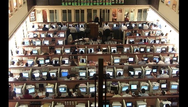 Borsa Atene cede (-5%) con banche e bond