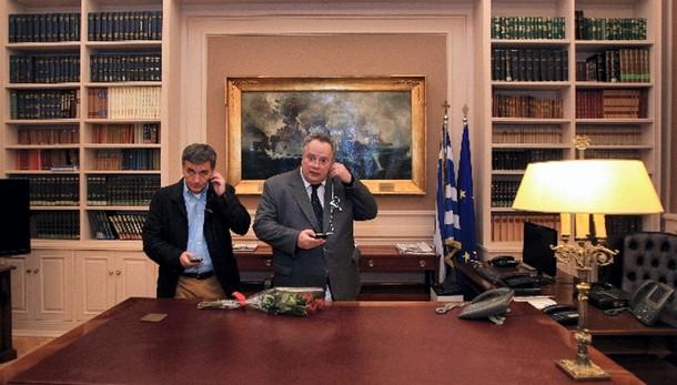 Grecia: impossibile pagare il debito