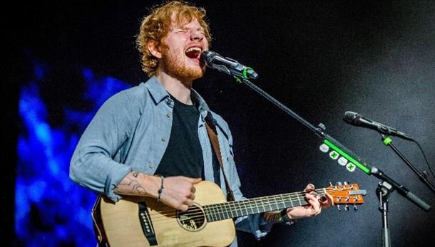 Leone, a Sanremo anche Ed Sheeran