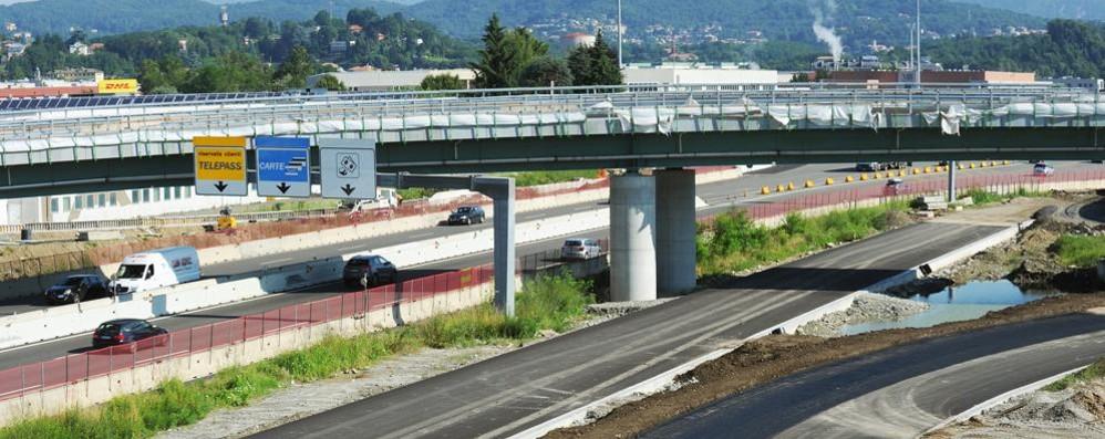 Nuova tangenziale  A Varese è gratis  ma noi pagheremo