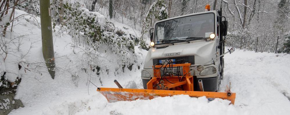 Le finte riforme  e la neve da spalare