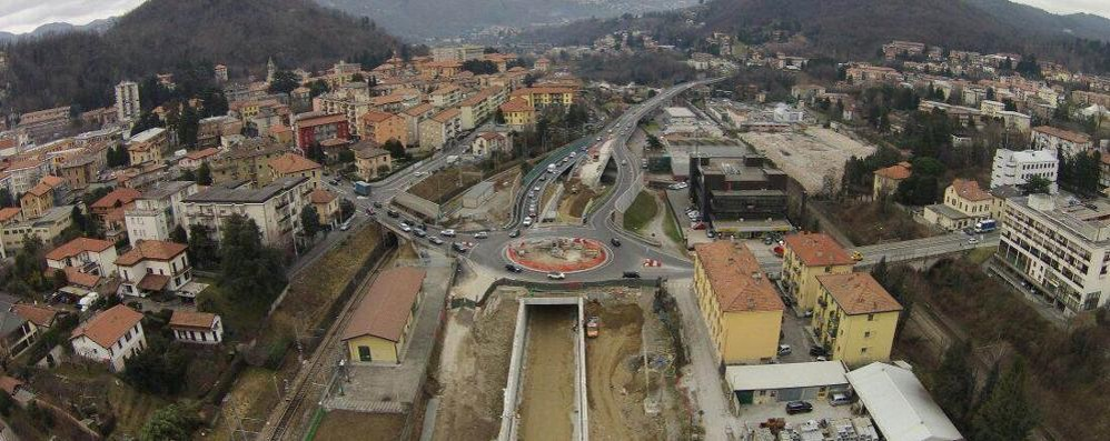 Tangenziale, beffati da Varese