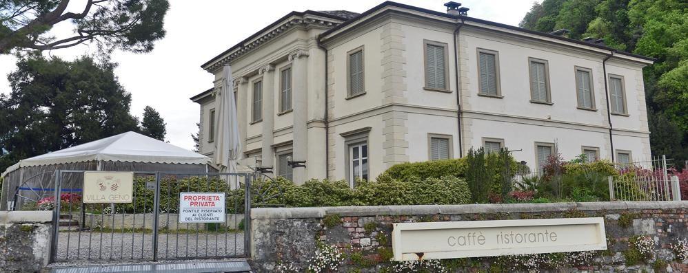 Villa Geno, bando flop  Zero offerte per l'affitto