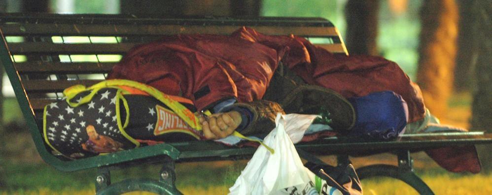 La Como degli invisibili,   250 i senzatetto