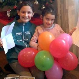Palloncini senza confini  Da Cremnago alla Baviera