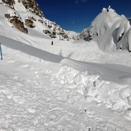 Valanghe in A.Adige, un morto e 3 feriti