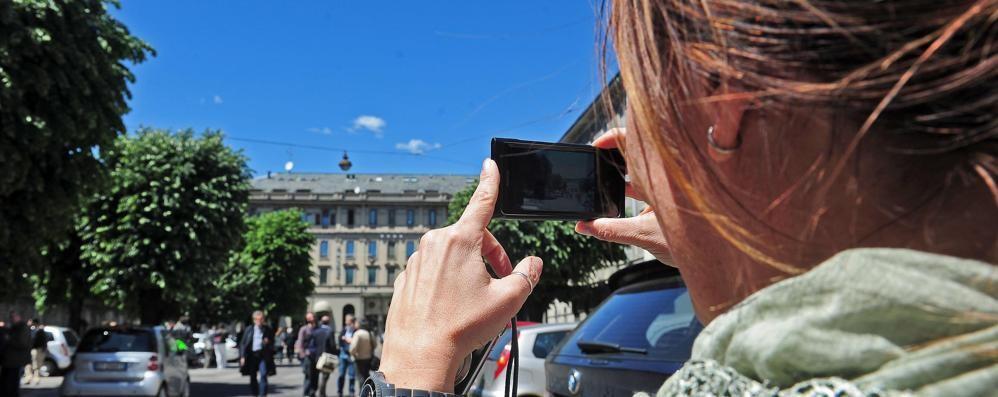 Piazza Roma,via libera al progetto  Dimezzati i posti per i residenti
