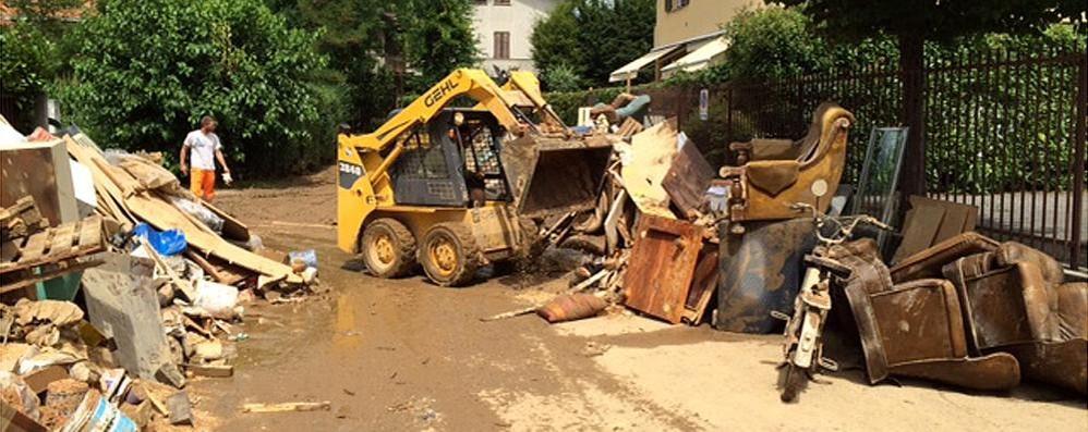Basta con le alluvioni a Mariano  Lavori da un milione nella Roggia