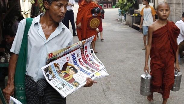 Birmania: confermate elezioni 8 novembre