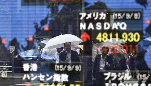 Borsa: Tokyo chiude a -1,11%, pesa Cina