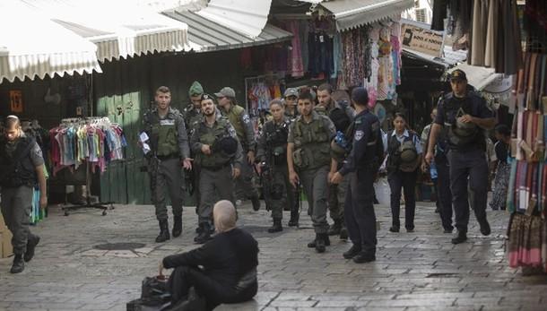 Blocco Gerusalemme:Caritas,cresce rabbia