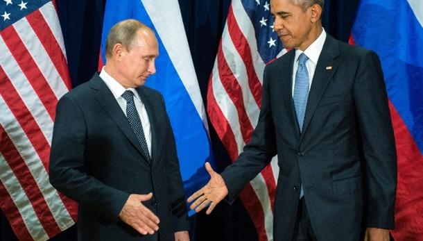 Siria,Putin avvertì Obama dei raid russi