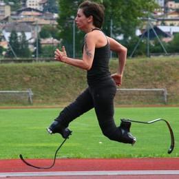 Maspero ai Mondiali paralimpici di atletica
