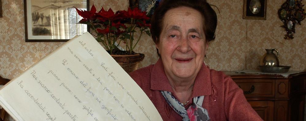 Merone: addio, maestra Bina  Con lei gli alunni imparavano a vivere