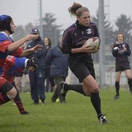 Rugby Como donne Una vittoria per la storia