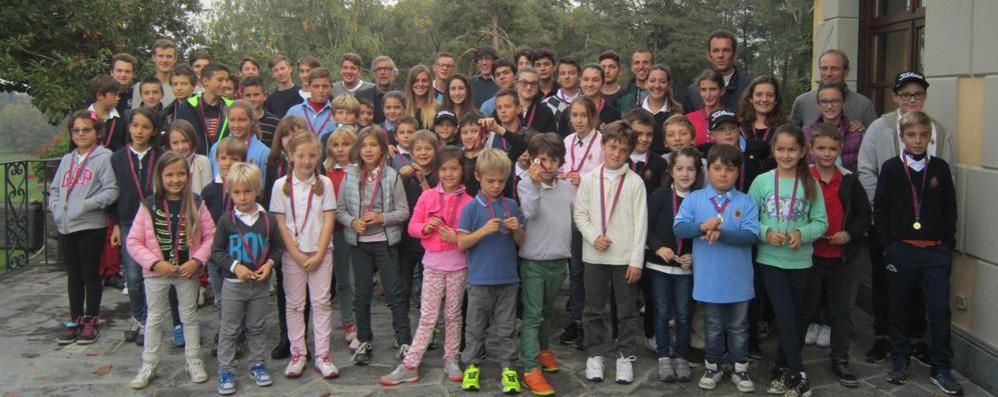 Golf, il Villa d'Este investe sui giovani
