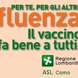 Influenza, allarme vaccini: «Rischi se anche quest'anno ci fermiamo al 50%»