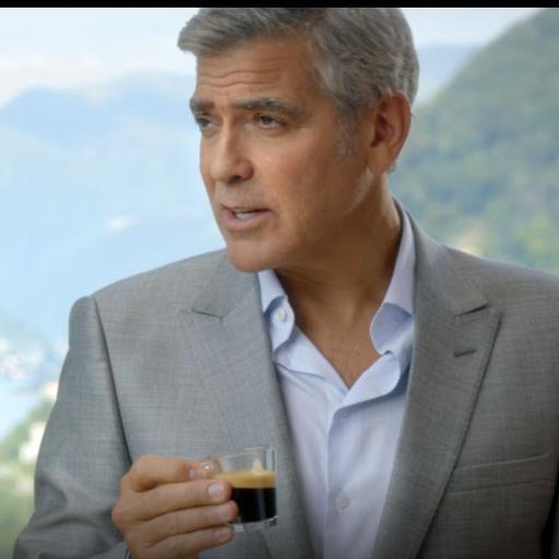 Villa Erba Clooney Con Amal Spot Nespresso Superblindato: Nespresso, Nuovo Spot Vista Lago George Clooney A Villa
