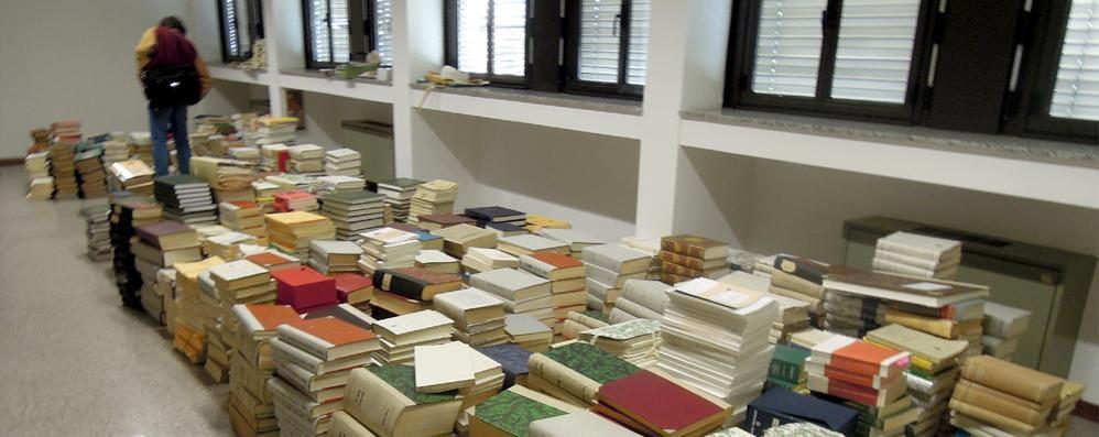 Cantù, l'ex tribunale cambia  Diventerà una biblioteca