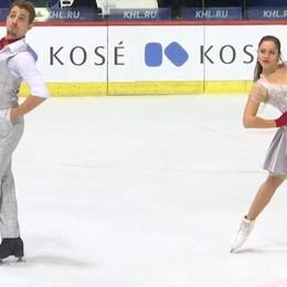 Il ghiaccio è comasco Subito tre medaglie