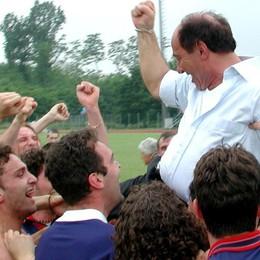 Calcio dilettanti in lutto È morto Mario Aggio
