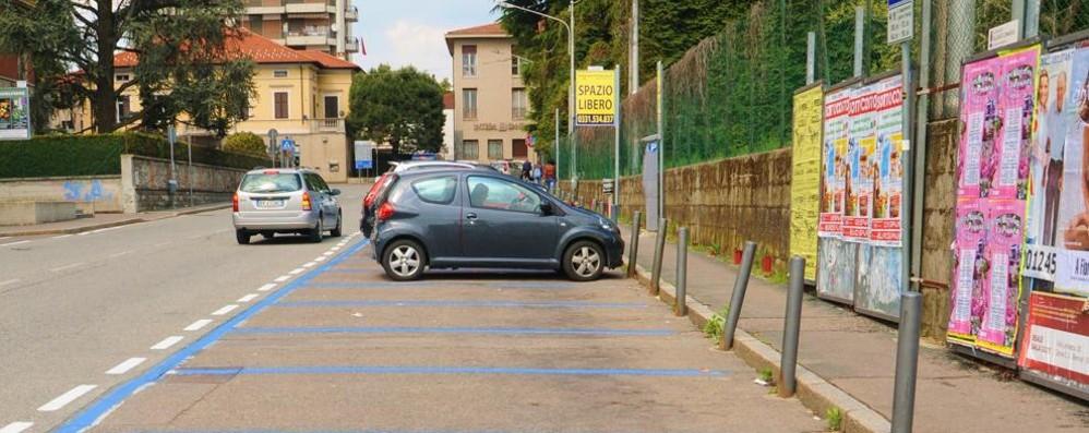 Scade il contratto dei parcometri  E a Olgiate si parcheggia gratis