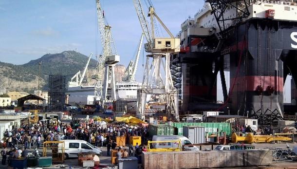 Amianto: condannata Fincantieri Palermo