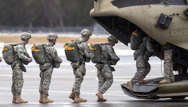Siria: Usa inviano forze speciali a nord