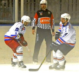 Hockey Como a Pergine Terza trasferta di fila