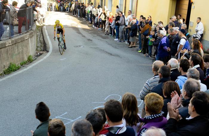 Como ciclismo Giro di Lombardia 2015,