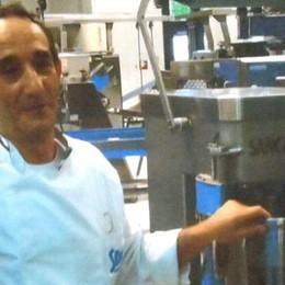 Colverde: Giovanni, il panettiere inventore  A Monaco per presentare l'impastatrice