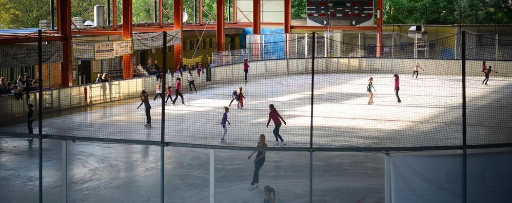 Corea di Hockey a Como