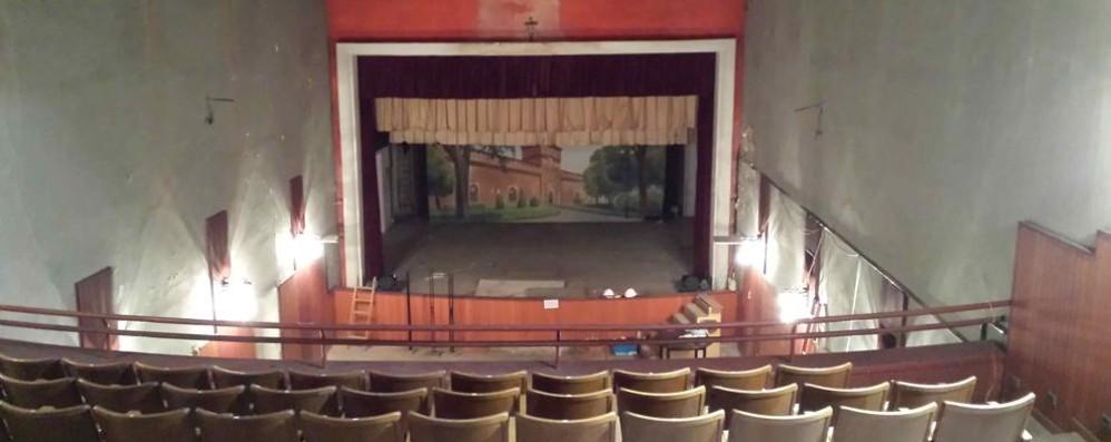 «Mariano, riapri il teatro»  Un plebiscito per San Rocco