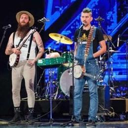 Iron Mais, successo a X Factor  Piace il rock agricolo canturino