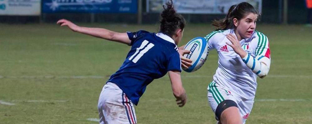 Rugby, la comasca Magatti torna in Nazionale A