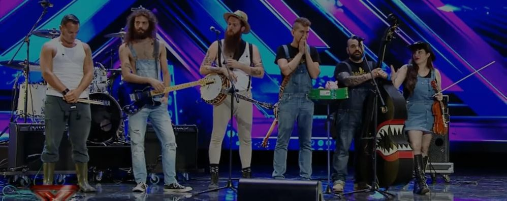 X Factor, Iron Mais promossi